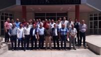 OSMAN VAROL - Yeni Amasyaspor'da Ali İhsan Üzüm Güven Tazeledi