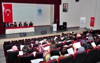 FEN FAKÜLTESİ - 1.Moleküler Biyoloji Ve Biyoteknoloji İş Fikri Çalıştayı NEÜ'de Yapıldı