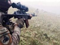SALDıRı - Saldırı hazırlığındaki 2 terörist öldürüldü