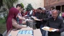 İFTAR ÇADIRI - 804 Yıllık Cami Avlusunda İftar