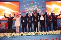 ENVER YıLMAZ - AK Parti Adaylarını Tanıttı
