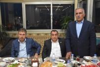 MEHMET EMIN ŞIMŞEK - AK Parti Heyeti Basınla Buluştu