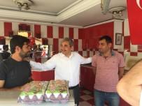 HACı ÖZKAN - AK Parti'li Adaylar Sahaya Çıktı