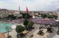 TORBA YASA - Akşener, Aydın'da Hedeflenen Kalabalığı Toplayamadı