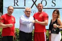MIAMI - Alman Dünya Boks Şampiyonu Mario Daser'in Tercihi Antalya