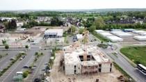 BANKA KREDİSİ - Almanya'da 7 Kubbeli Cami İnşaatı Yükseliyor