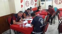 PARA CEZASI - Antalya'da Tombala Operasyonu Açıklaması 18 Gözaltı