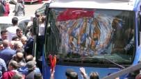 DAVUL ZURNA - Ardahan'da AK Parti Adaylarının Karşılanmasında İzdiham