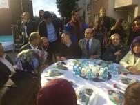 AHMET HAŞIM BALTACı - Arnavutköy'de Başkan Baltacı, Komşularıyla İftar Açtı
