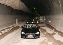 GÜMRÜK KAPISI - Ayvacık-Küçükkuyu Tünelleri 2019'Da Hizmete Açılıyor