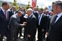 ŞEHİTLERİ ANMA GÜNÜ - Bahçeli, Ülkücü Şehitler Anıtı'nı Ziyaret Etti