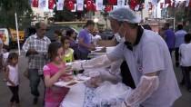 KANUN HÜKMÜNDE KARARNAME - Bakan Elvan Mersin'de Vatandaşlarla İftar Yaptı