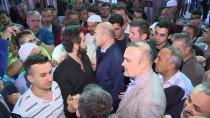 SABAH NAMAZı - Bakan Soylu Eyüp Sultan'da Sabah Namazı Kıldı