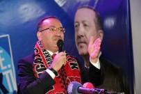 PARLAMENTO SEÇİMLERİ - Başbakan Yardımcısı Bozdağ Açıklaması 'Büyükelçilerin Gözünün İçine Bakarak Mı Türkiye'yi Yöneteceksiniz'