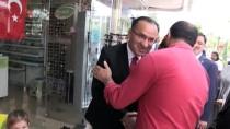 YUSUF BAŞER - Başbakan Yardımcısı Bozdağ'dan Esnaf Ziyareti