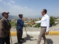 Başkan Bedirhanoğlu, Kent Merkezinde Bir Dizi Denetim Gerçekleştirdi