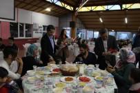 Başkan Tutal, Yetim Ve Öksüzlerle İftar Yemeğinde Buluştu