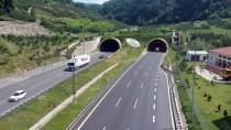 BOLU DAĞı - Batıyı Doğuya Yakınlaştıran Yol Açıklaması Bolu Dağı Tüneli