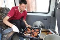 SAHUR - Çaldıran Belediyesinden 139 Kişiye Sıcak Yemek