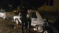 BAHÇECIK - Cezaevi Firarisi Polisten Kaçamadı