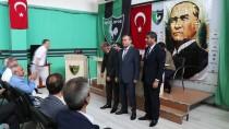 FATİH TEKKE - Denizlispor'da Başkan Üstek Güven Tazeledi
