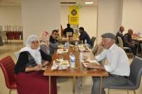 SAHUR - Diyarbakır Büyükşehir Belediyesi Şehir Dışından Gelen Hasta Yakınlarını Misafirhanede Ağırlıyor