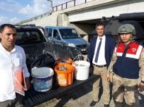 MUHAMMET DEMİR - Edremit'te 1,5 Ton Kaçak Avlanmış İnci Kefali Ele Geçirildi
