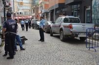 Erdek Belediyesinin Araçlarına Haciz