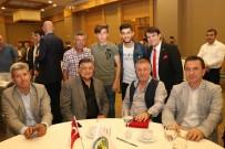 YILMAZ VURAL - Futbolun Efsaneleri İftarda Bir Araya Geldi