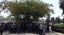 ŞEHIT - Gazze'de İki Şehide Cenaze Töreni