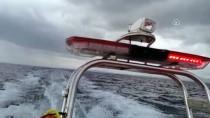 EGE DENIZI - GÜNCELLEME - Ayvalık'ta Balıkçı Teknesi Battı Açıklaması 4 Kişi Kayıp