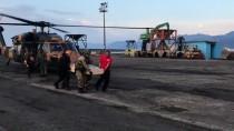 ASKERİ HELİKOPTER - GÜNCELLEME - Kaçkarlar'da İpi Koparak Düşen Dağcı Hayatını Kaybetti