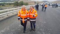 ÜÇÜNCÜ HAVALİMANI - İstanbul Yeni Havalimanı 26 Şeritli Yollarla Çevrilecek
