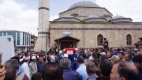 SİVAS VALİSİ - Jandarma Uzman Çavuş Toprağa Verildi