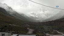 DAĞCI GRUBU - Kaçkar Dağları'na Tırmanan 5 Dağcıdan Biri İpin Kopması Sonucu Hayatını Kaybetti