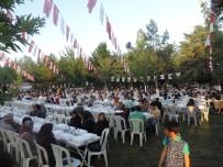 CELALETTIN GÜVENÇ - Kahramanmaraş'ta 3 Bin Kişiye İftar Yemeği
