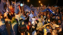 MÜNEVVER - Kerkük'te Türkmen Kadınlardan Protesto