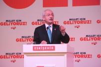 TÜRKIYE SAKATLAR DERNEĞI - Kılıçdaroğlu Açıklaması 'Asgari Ücret 2 Bin 200 Lira Net Olmalı'