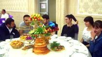 GÜRCISTAN - Kırgızistan'daki Ahıska Türkleri İftarda Bir Araya Geldi