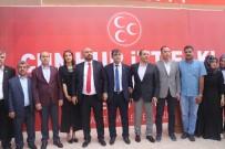 DEVLET BAHÇELİ - MHP Adayı Ejder Demir'den Miting Gibi Açılış