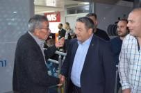 TOPLANTI - MHP'li Fendoğlu Aday Tanıtım Toplantısından Döndü