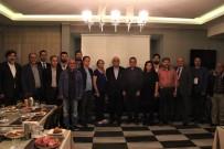 NABI AVCı - Nabi Avcı Gazetecilere İftarda Buluştu