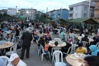 EDIP ÇAKıCı - Osmaneli Belediyesinin Mahalle İftarları Sürüyor