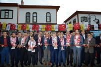 ABDULLAH AĞRALı - Restorasyonu Tamamlanan Tarihi Arasta Bedesteni Açıldı