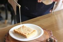 ÇAY KAŞIĞI - Sütün Ekmeğe Sürülebilen Hali Açıklaması Süt Reçeli