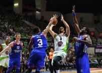 BROWN - Tahincioğlu Basketbol Süper Ligi Play-Off Açıklaması TOFAŞ Açıklaması 91 - Anadolu Efes Açıklaması 63