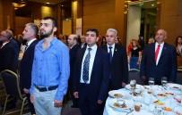 METIN ŞAHIN - Tekvando Federasyonu İftarda Buluştu