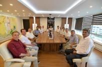 ANTALYA - Uysal, Burdurlular Derneği Yönetimini Ağırladı