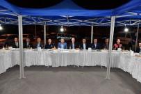 EMNİYET MÜDÜRÜ - Vali Yazıcı Sahuru Polislerle Yaptı