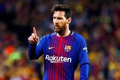 Zirve yine Messi'nin